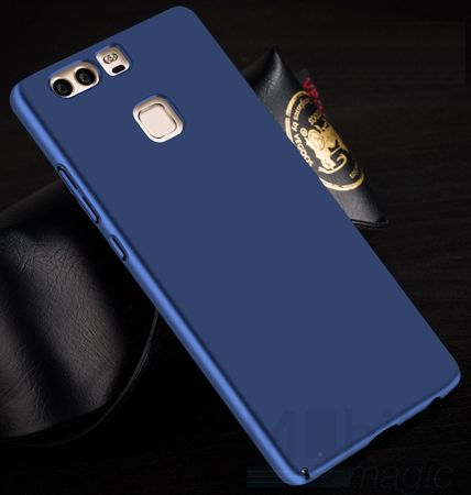 Huawei P9 Plus Anki Shield Hardcase Cover Case Hülle BLAU – Bild 2