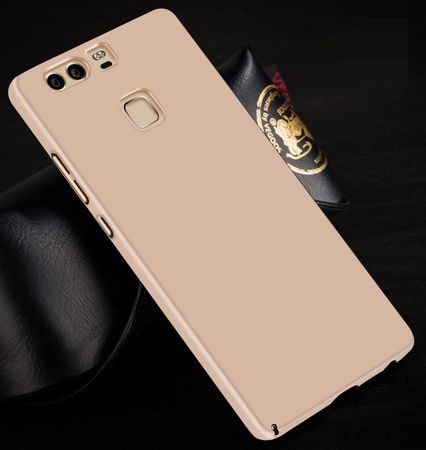 Huawei P9 Plus Anki Shield Hardcase Cover Case Hülle GOLD – Bild 2