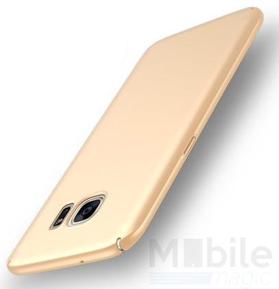Samsung Galaxy S6 Anki Shield Hardcase Cover Case Hülle GOLD – Bild 1