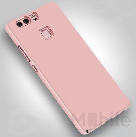Huawei P9 Anki Shield Hardcase Cover Case Hülle Pink ROSÉGOLD – Bild 1