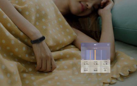 Xiaomi MiBand 2 Bluetooth Fitness Tracker mit Pulsmesser Armband – Bild 5