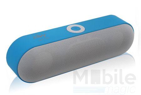 NBY Bluetooth Lautsprecher Speaker BLAU / WEISS