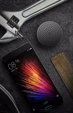 Xiaomi Bluetooth Mini Lautsprecher Speaker SCHWARZ – Bild 3