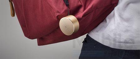 Xiaomi Bluetooth Mini Lautsprecher Speaker GOLD – Bild 3