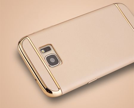 Samsung Galaxy S6 Edge Plus Anki Royal Hard Case Cover Hülle GOLD – Bild 3