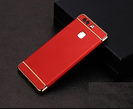 Huawei P9 Plus Anki Royal Hard Case Cover Hülle ROT – Bild 3