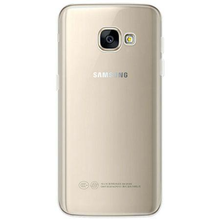 Samsung Galaxy A3 2017 TPU Gummi Hülle Klar Silikon Crystal Clear Case TRANSPARENT – Bild 4