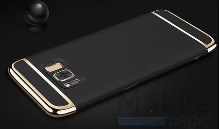 Samsung Galaxy A3 2017 Anki Royal Hard Case Cover Hülle SCHWARZ – Bild 3