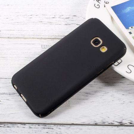 Samsung Galaxy A3 2017 Anki Shield Hardcase Cover Case Hülle SCHWARZ – Bild 1