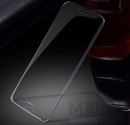 Samsung Galaxy A5 2017 RANDLOS Panzerglas Glas Schutzfolie Schutzglas Curved Tempered Glass TRANSPARENT – Bild 1