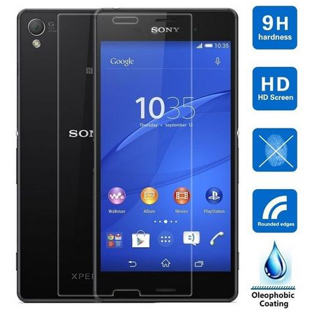 Sony Xperia Z5 Panzerglas Tempered Glass Glas Folie Displayglas Schutzfolie