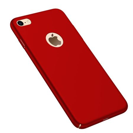 iPhone 6S Plus / 6 Plus Anki Shield Hardcase Cover Case Hülle ROT – Bild 3