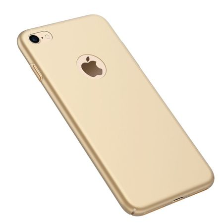 iPhone 6S Plus / 6 Plus Anki Shield Hardcase Cover Case Hülle GOLD – Bild 3