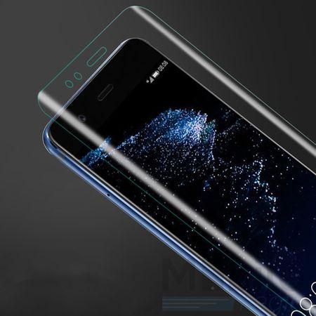 Huawei P10 ABGERUNDETE TPU Schutzfolie VORDERSEITE Ultra Clear – Bild 3