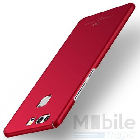 Huawei P10 Anki Shield Hardcase Cover Case Hülle ROT – Bild 2