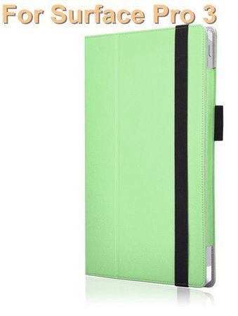 Leder Smart Case Etui für Microsoft Surface PRO 3 – Bild 3
