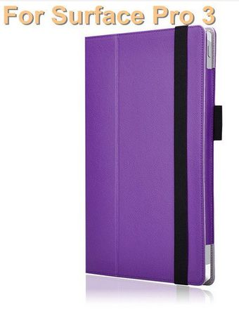 Leder Smart Case Etui für Microsoft Surface PRO 3 – Bild 5