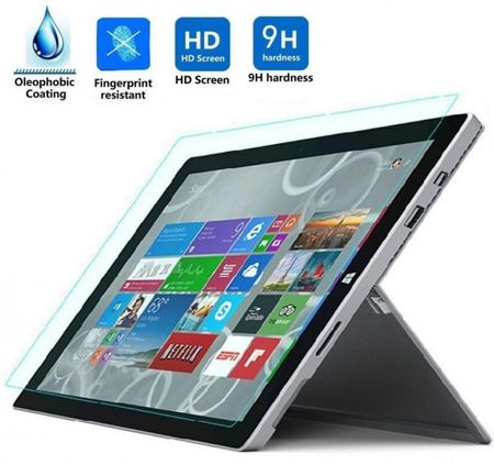 Microsoft Surface Pro 3 Panzerglas Tempered Glass Glas Folie Displayglas Schutzfolie