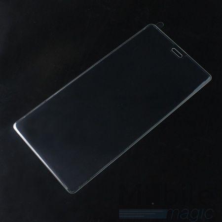 Huawei P10 Plus RANDLOS Panzerglas Glas Schutzfolie Schutzglas Curved Tempered Glass TRANSPARENT – Bild 2