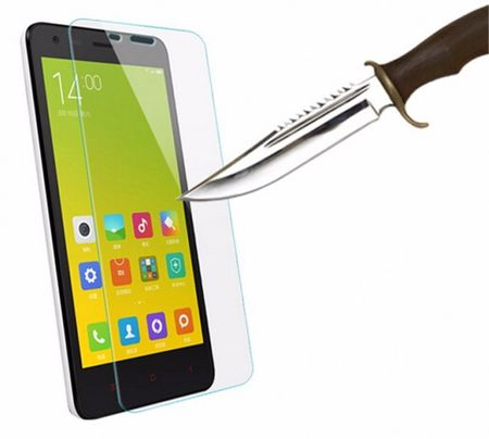 Xiaomi Redmi 2 Panzerglas Tempered Glass Glas Schutzglas Folie Schutzfolie