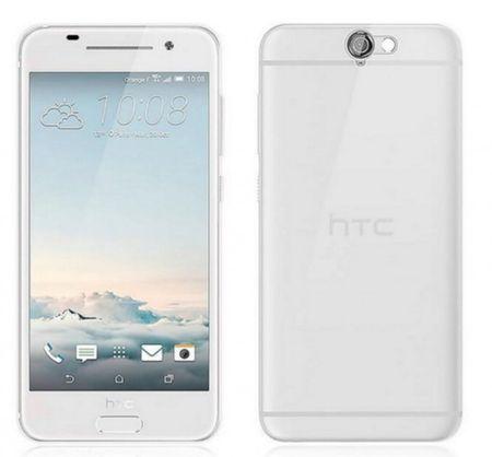 HTC One A9 Gummi TPU Silikon Crystal Clear Case Cover Hülle TRANSPARENT Klar – Bild 3