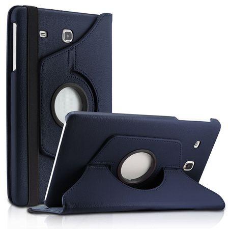 Samsung Galaxy Tab A 10.1 P580 P585 S-Pen 360° Flip Etui Leder Smart Case Tasche Hülle BLAU – Bild 1