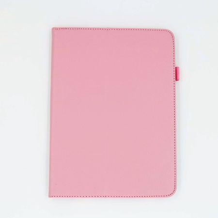 Samsung Galaxy Tab S3 9.7 Leder Smart Case Cover Etui Hülle Tasche PINK Rosa – Bild 2