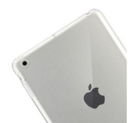 "iPad PRO 12.9"" Gummi TPU Silikon Clear Case TRANSPARENT – Bild 2"