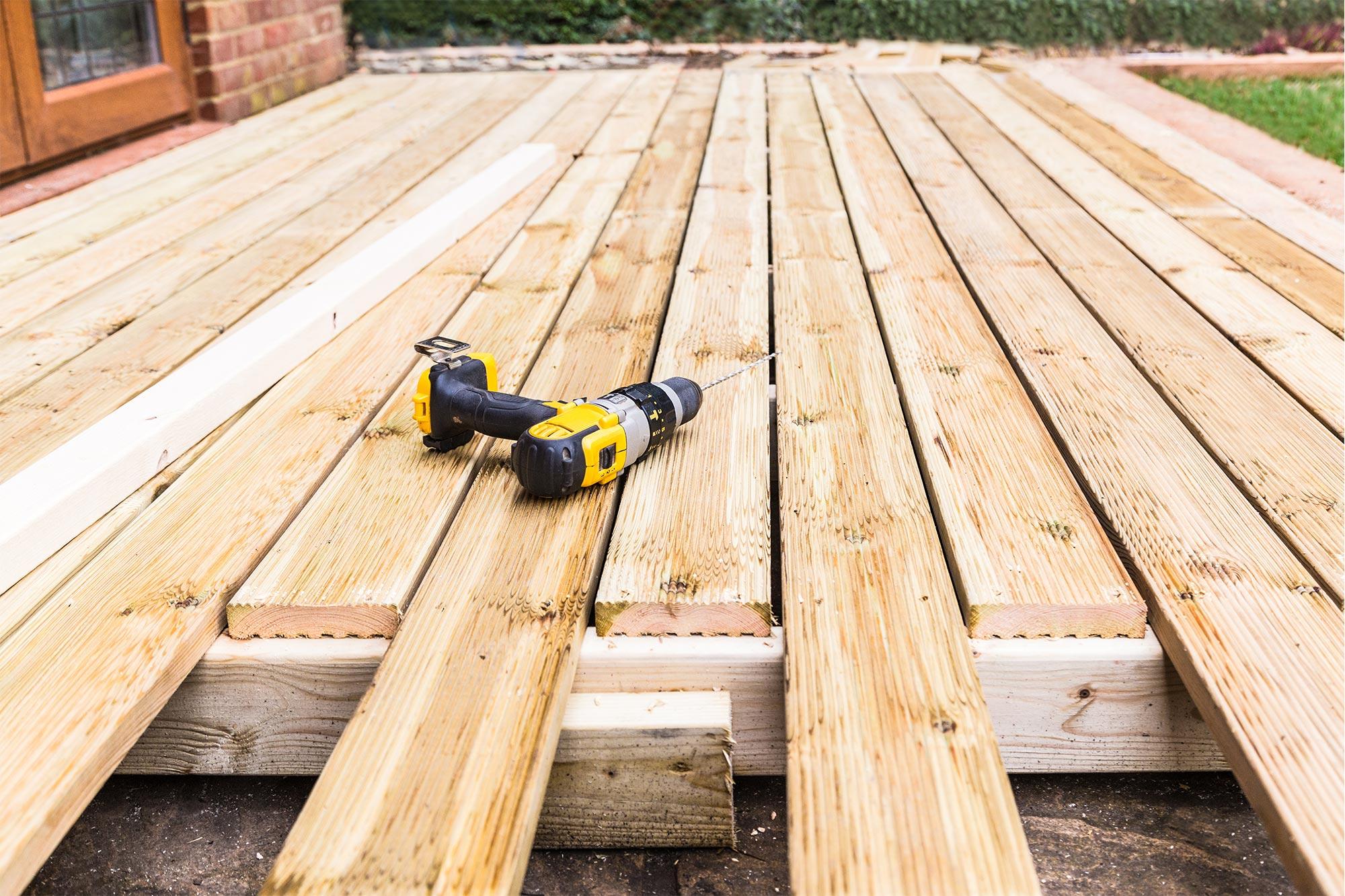 Terrasse anlegen - Ideen und Tipps für die Planung und ...