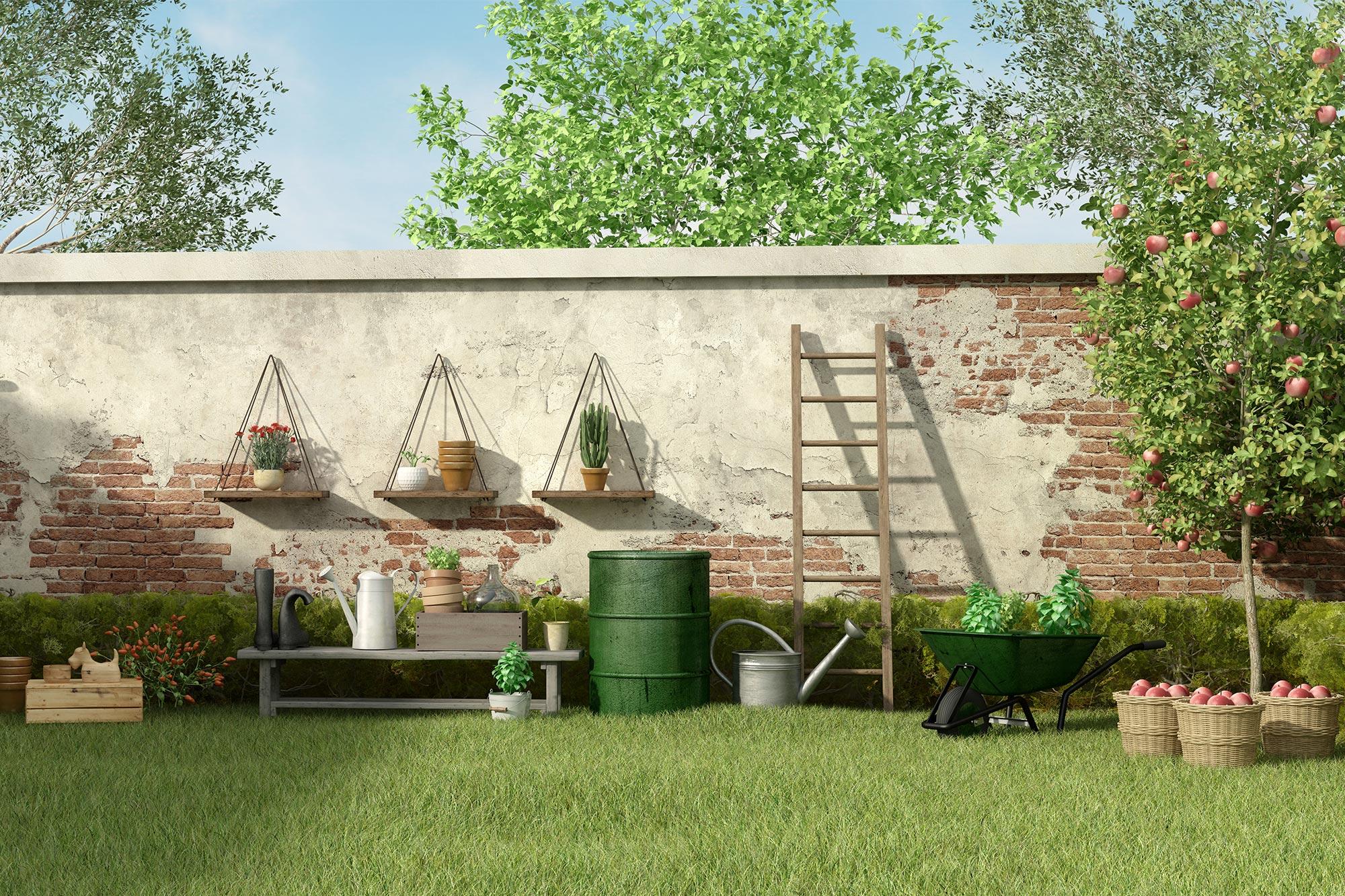 Garten neu anlegen   Die ultimative Checkliste mit praktischen ...