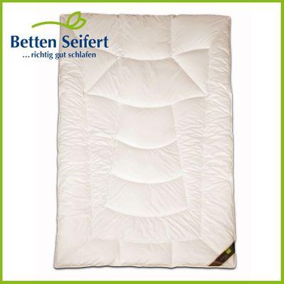 Bettdecke / Steppbett Garanta Personal Line Skin extra-leicht