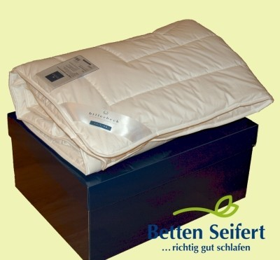 Cashmeredecke Billerbeck Edition Exquisit Duo-Light