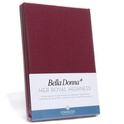Boxspring Spannbettlaken Bella Donna Jersey Alto (bis 40 cm)