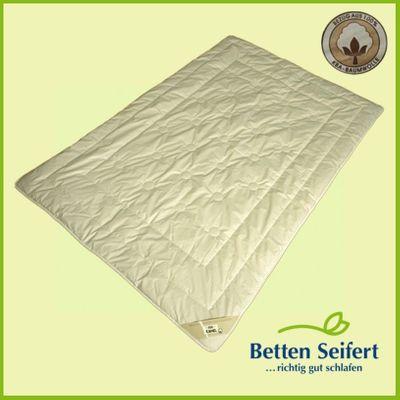 Kamelhaardecke Garanta Bio Cotton kbA-Kamel Extra-Leicht
