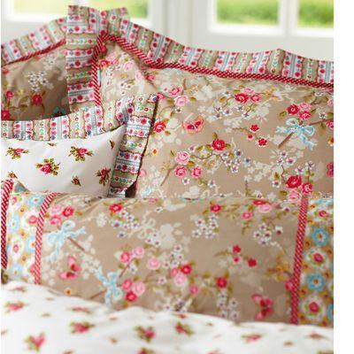 Bettwäsche PIP Studio Chinese Blossom khaki