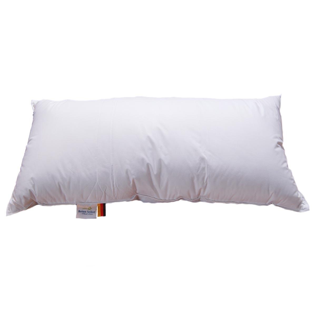 betten seifert wechselschl ferkissen 40 x 80 cm kissen nackenkissen. Black Bedroom Furniture Sets. Home Design Ideas