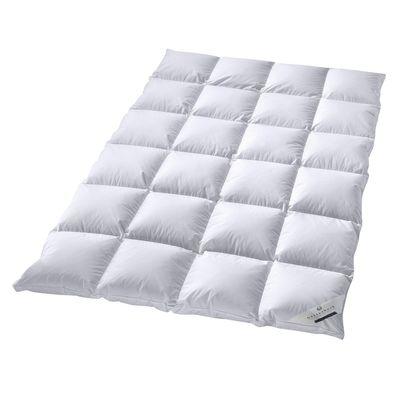 Bettdecke / Kassettendecke Billerbeck Faser Comfortessa 135 x 200 cm