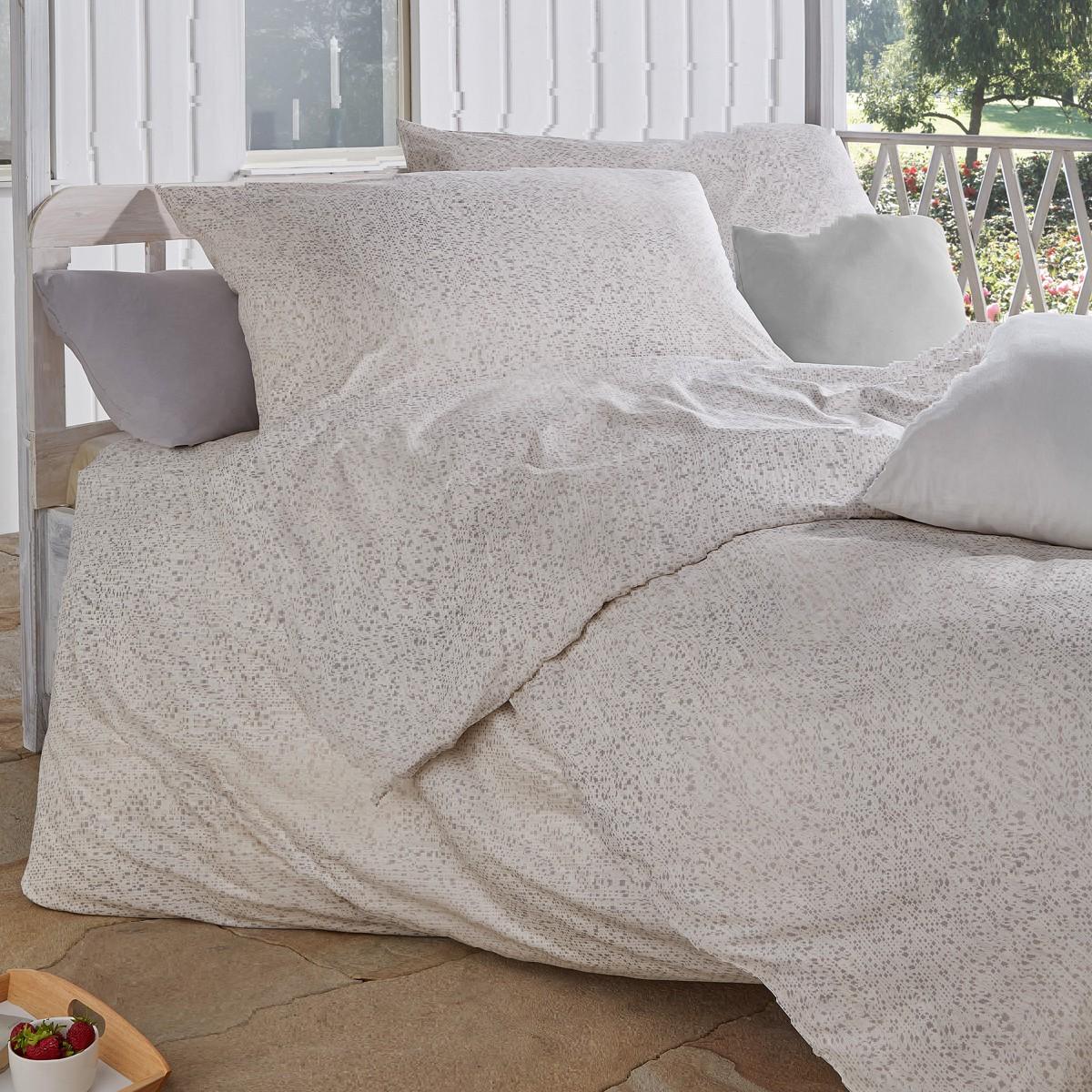 mako batist bettw sche estella tarifa natur 155x220 cm bettw sche batist bettw sche. Black Bedroom Furniture Sets. Home Design Ideas