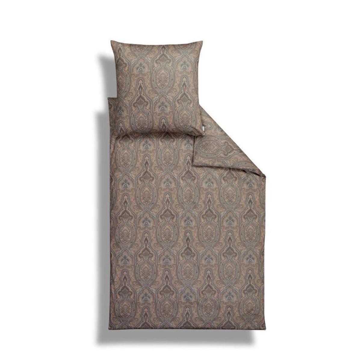 mako satin bettw sche estella fiorenzo mocca bettw sche mako satin bettw sche. Black Bedroom Furniture Sets. Home Design Ideas