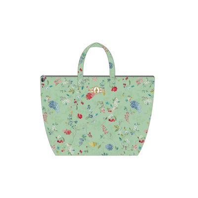 Strandtasche PIP Beach Bag Hummingbirds green