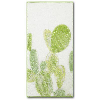 "Handtuch Dyckhoff ""Green paradise Cactus"" Apfelgrün"