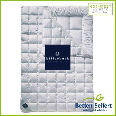 4 Jahreszeiten Bettdecke Billerbeck Faser 321 Classic-Clean Duett