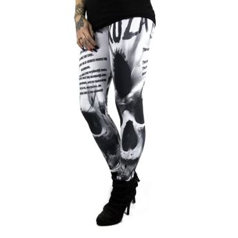 Yakuza Leggings Damen Commandments LEB 9146 weiss
