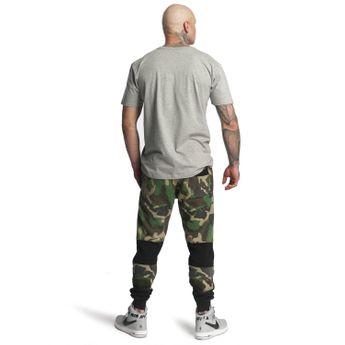 Yakuza Jogginghose Herren Military Joggers JOB 11054 camouflage online kaufen