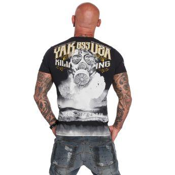 Yakuza Herren T-Shirt Fallout TSB 12017 schwarz