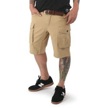 Yakuza Cargo Shorts Herren Survivor CSB 12088 sand