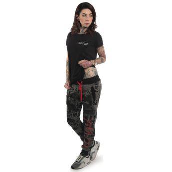 Yakuza Damen Jogginghose Escobar GJOB 13148 schwarz online kaufen