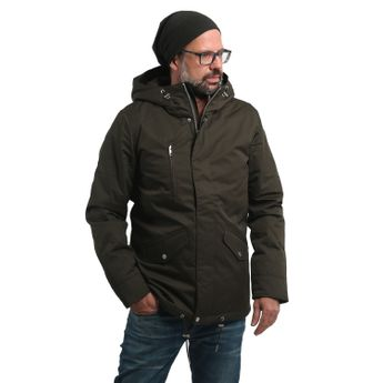 Elvine Herren Winterjacke Funktionsjacke Winter Cornell army green oliv