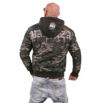 Yakuza Herren Bomberjacke Rookie JB 13021 camouflage online kaufen