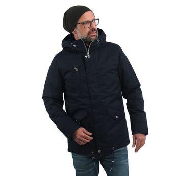 Elvine Herren Winterjacke Funktionsjacke Cornell dark navy blau online kaufen